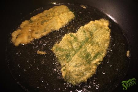 Шавлія в клярі, salvia fritta