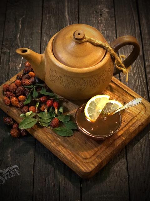 шипшиновий-чай