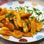 Морквяні палюшки – смачно і кольорово