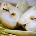 Реліш з мочених яблук + салатковий дайджест на кінець зими