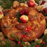 Різдвяний колач, як його печуть в Ню Йорку