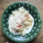 Картопляні палюшки з бридзьою